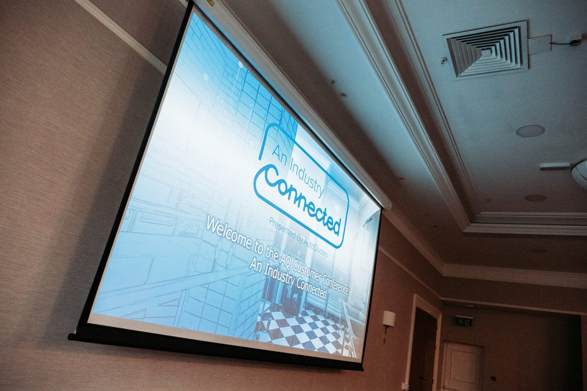 Comenda UK are 'Industry Connected' at AutoQuotes Conference