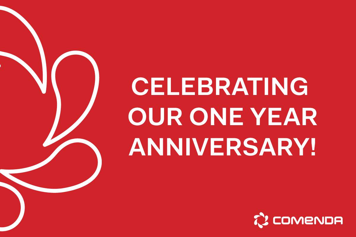 Comenda UK Celebrates its First Anniversary