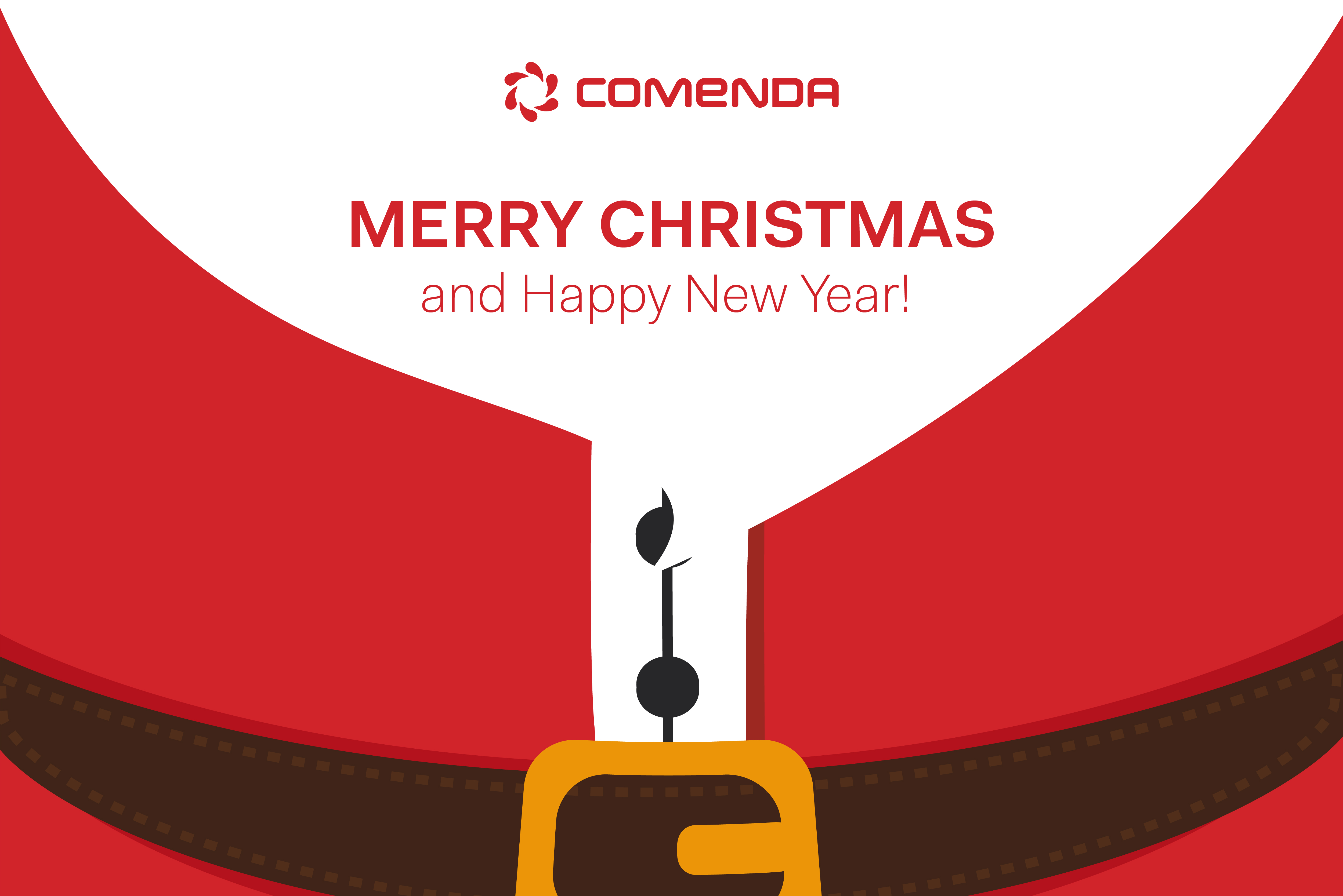 Merry Christmas from Comenda UK!