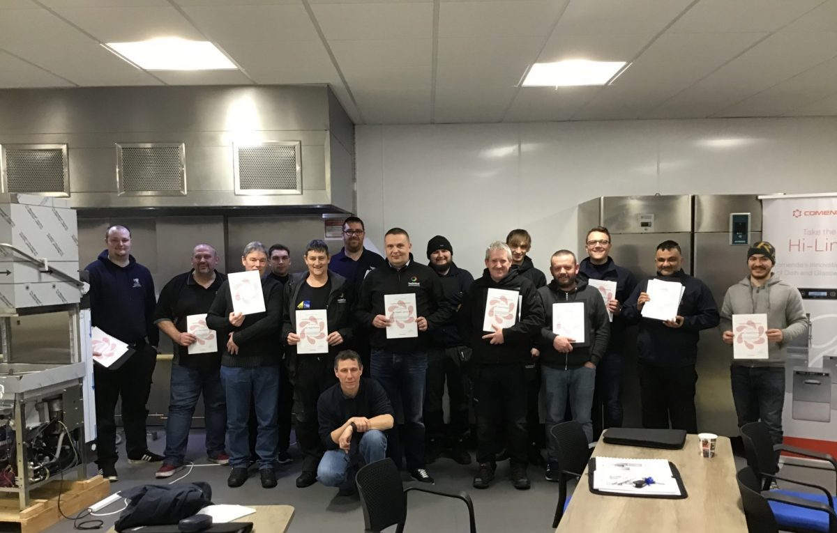 Comenda and First Choice Group join forces for 'phenomenal' training event
